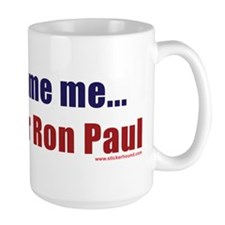 Don't blame me...I voted for Mug