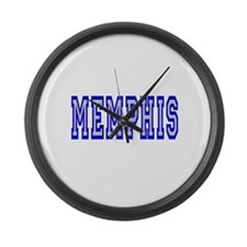 Memphis Large Wall Clock