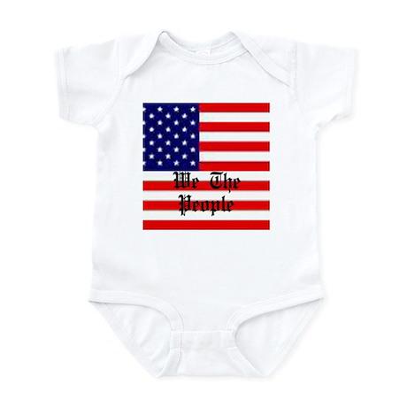 We The People Infant Bodysuit
