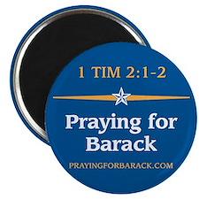 Unique Pray for obama Magnet
