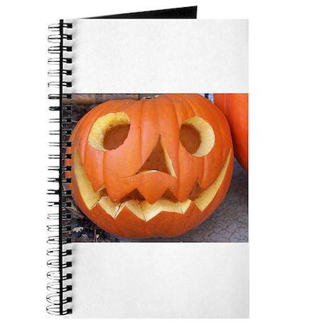 Happy Pumpkin Journal