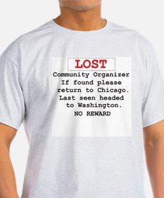 If found, please return to... T-Shirt