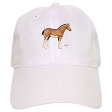 Clydesdale Horse Baseball Cap