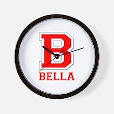 B Team Bella Swan Twilight Wall Clock