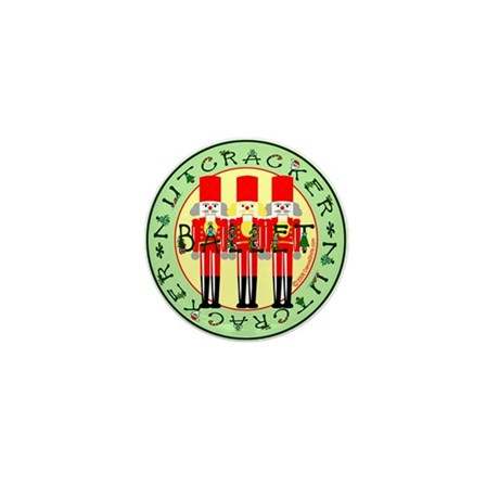 Nutcracker Ballet Mini Button (10 pack)