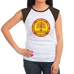Spanish Roots Women's Cap Sleeve T-Shirt