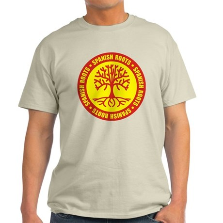 Spanish Roots Light T-Shirt