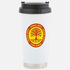 Spanish Roots Stainless Steel Travel Mug