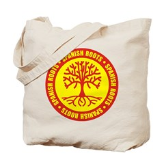 Spanish Roots Tote Bag
