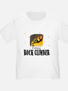 Future Rock Climber Baby T