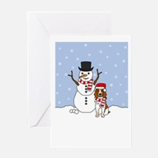 WSS Howling Holiday Greeting Card