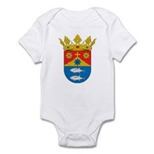 Cool Fish emblem Infant Bodysuit