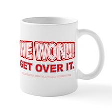 Damien's Team Actually Won... Mug