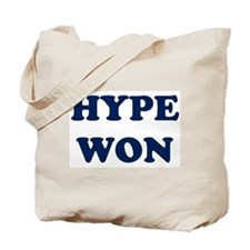 Hype Won: Anti-Obama Products Tote Bag