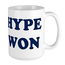 Hype Won: Anti-Obama Products Mug