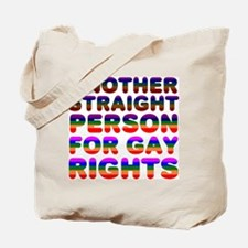 Another Straight Person for G Tote Bag