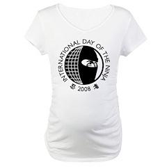 IDON Logo Maternity T-Shirt