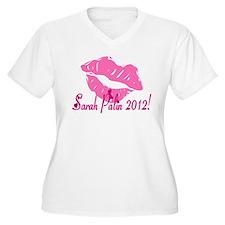 Sarah Palin 2012! T-Shirt