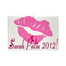 Sarah Palin 2012! Rectangle Magnet