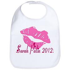 Sarah Palin 2012! Bib