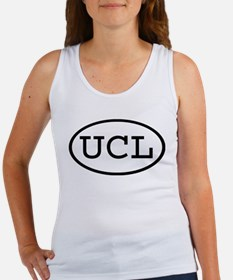 UCL Oval Women's Tank Top