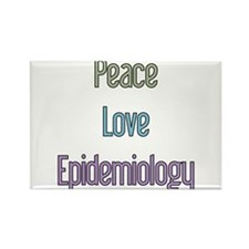 Epidemiologist Gift Rectangle Magnet