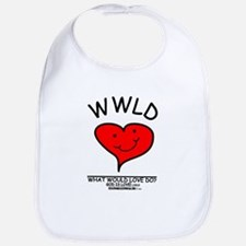 WHAT WOULD LOVE DO? Bib
