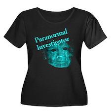 """""""Paranormal Investigator w/Image"""" T"""