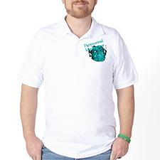 """Paranormal Investigator w/Image"" T-Shirt"