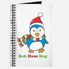 Bah Hum Bug Penguin Journal