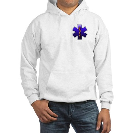 Star of Life(EMS) Hooded Sweatshirt
