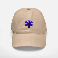Star of Life(EMS) Baseball Baseball Cap