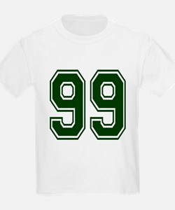 NUMBER 99 FRONT T-Shirt