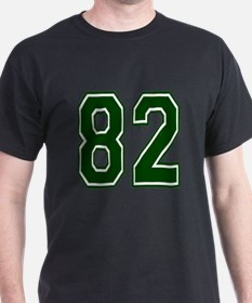 NUMBER 82 FRONT T-Shirt