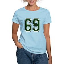 NUMBER 69 BACK T-Shirt