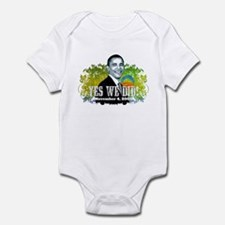 Yes We Did! Infant Bodysuit