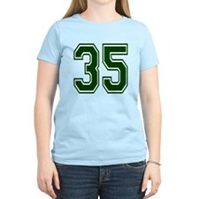 NUMBER 35 FRONT T-Shirt