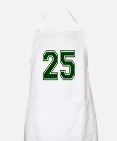 NUMBER 25 FRONT BBQ Apron