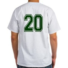 NUMBER 20 BACK T-Shirt