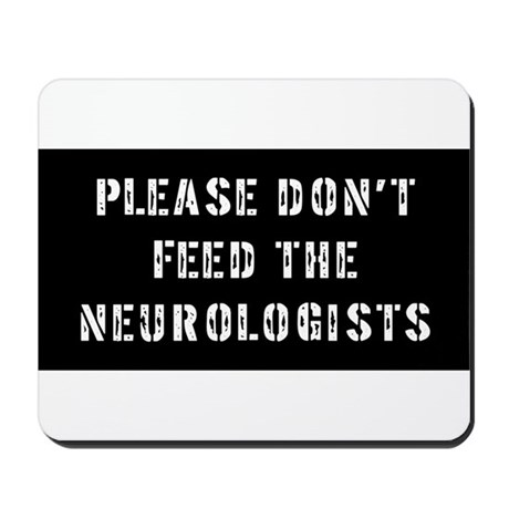 Neurologist Gift Mousepad