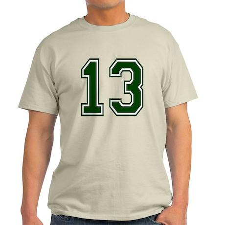 NUMBER 13 FRONT Light T-Shirt