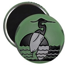 Prairie Woods Audubon Magnet