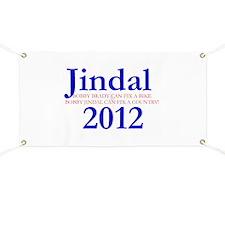 Bobby Jindal for President 20 Banner
