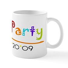 Let's Party Obama Inaguration Mug