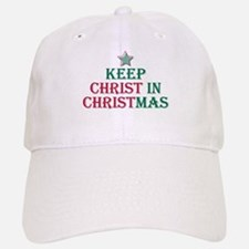 Keep Christ star Baseball Baseball Cap
