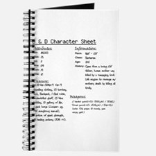 Dungeons and Dragons Journal