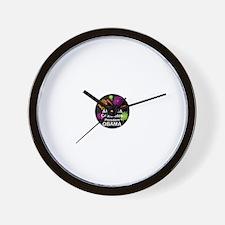 AMERICA Celebrates OBAMA Wall Clock