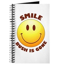 SMILE! Bush is gone Journal