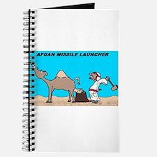 Afgan Missle Launcher Journal