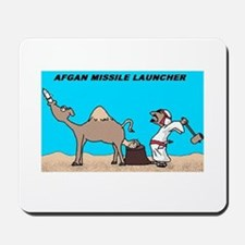 Afgan Missle Launcher Mousepad